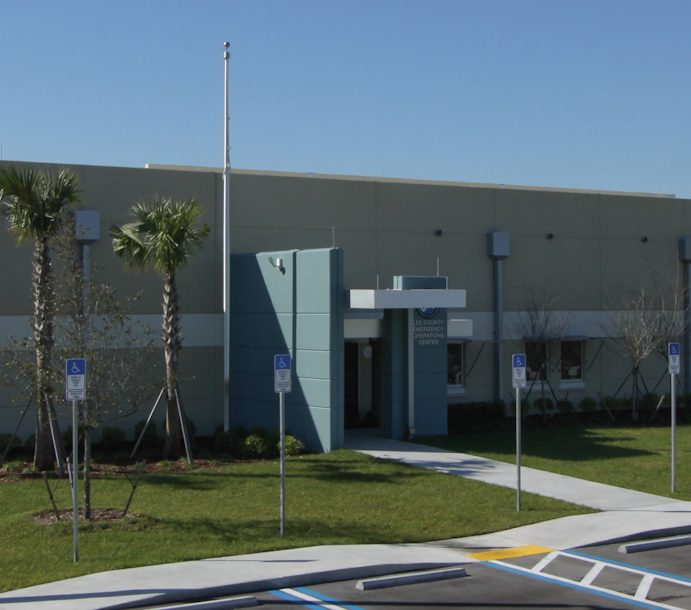 GATES Continues Renovation Work at Lee EOC