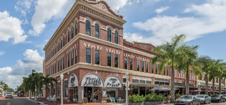 Building in Downtown Fort Myers Sells