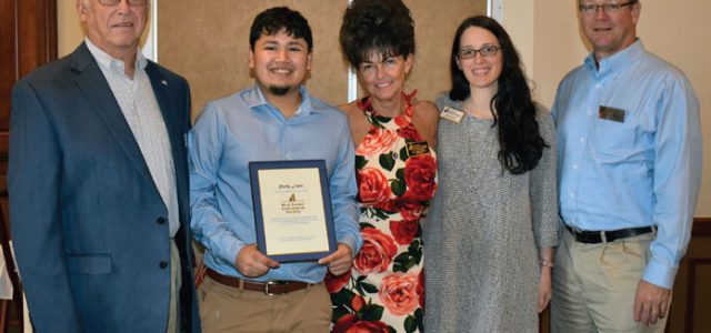 REIS Awards Paul Sands Memorial Scholarships to Three Students