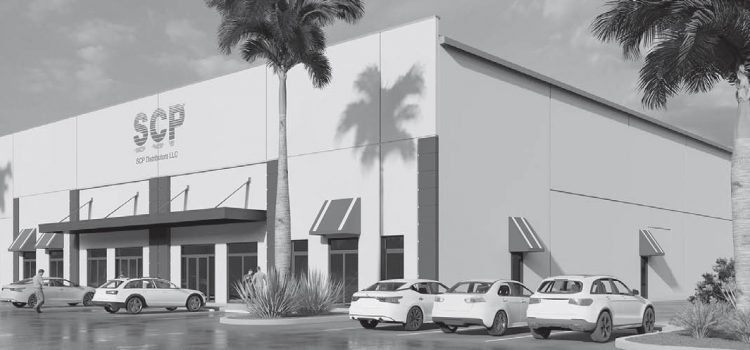 GCM Contracting Builds Expandable Flex Warehouse in Naples