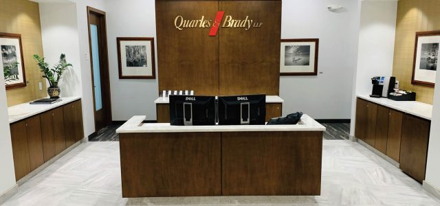 GATES Construction Completes Law Offices of Quarles & Brady