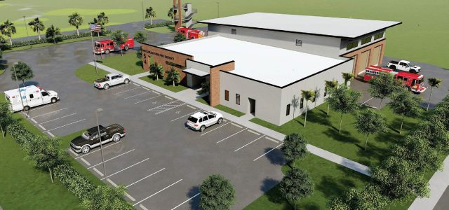 Wright Construction Group Breaks Ground on Fire Station