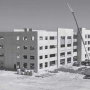 GCM Erects Tilt-Up Panels at Medical Building