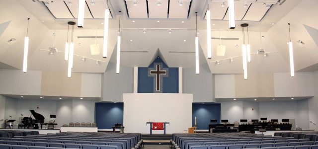 O-A-K Completes Renovation Work at Gateway Church