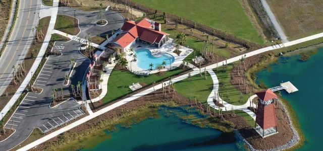 GATES Completes Cypress Lodge Clubhouse