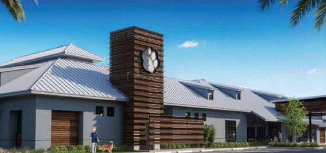 Construction Begins on Golden PAWS Facility