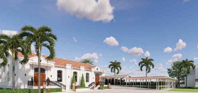 O-A-K Begins Construction on Parish Life Center